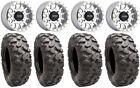 "Method 401 14"" Beadlock Mch (5+2) Wheels 27"" Roctane XD Tires RZR TS/RS1"
