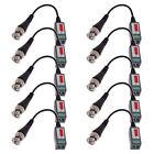 Popular 10PCS Camera Passive Video Balun BNC Connector Coaxial Cable Adapterhi