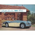 AUSTIN HEALEY 100 OPERATION & PARTS MANUALs w/ Service Workshop Repair for 100-6