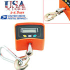 US 500KG/1100LBS Digital Crane Scale INDUSTRIAL Electronic Hanging 2.36 x 0.79in