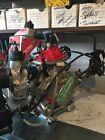 Rotax Max Senior and Junior / 2 engines