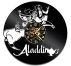 Aladdin Watch Vinyl Record Wall Clock Living Room Home Decor Art Gift Idea New