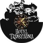 Transylvania Watch Vinyl Record Wall Clock Living Room Home Decor Art Gift Idea