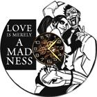 Madness Watch Vinyl Record Wall Clock Living Room Home Decor Art Gift Idea New