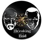 Breaking Bad Watch Vinyl Record Wall Clock Living Room Home Decor Art Gift Idea