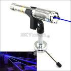 BH9-A  Adjustable Focus 450nm Blue Laser Pointer  Pen Cat Toy Lazer Pen Beam