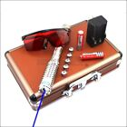 BH9  Adjustable Focus 450nm Blue Laser Pointer With 2*18650 Batteries + Packing