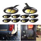 6Pcs 23mm Blue LED Backup Reverse Lights Bulb Polaris Ranger ATV RZR Sportsman