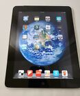 Apple iPad 1st Gen. 16GB, Wi-Fi + Cellular (AT&T), 9.7in - Black (A1337) **READ*