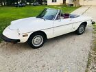 1975 Alfa Romeo Spider Veloce 1975 Alfa Romeo Spider Veloce Fuel Injection Iniezione Convertible Barn Find!!!!