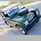 1971 Land Rover Other  Land Rover 1971 Series 2A LHD Diesel with Overdrive