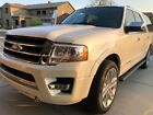 2017 Ford Expedition PLATINUM 2017 FORD EXPEDITION EL 15K MILES RESTORED SALVAGE TITLE