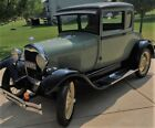 1928 Ford Model A  1928 Ford Model A Coupe