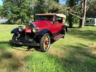 1924 Buick Series 50 Sports touring 1924 Buick model 55 sport touring