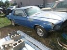 1968 Ford Mustang  2 1968 Ford Mustang Coupes