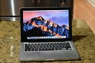 "Apple MacBook Pro 13"" Core i5 2.5GHz 16GB RAM 500GB Mid 2012"