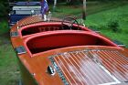 1936 16' Chris Craft Deluxe Runabout, model 511, Bristol condition, NO RESERVE