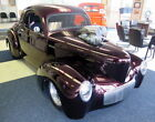 Willys Coupe  pro street willys nhra certified