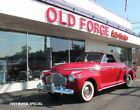 Buick Special  pecial convertible 248 ci 8 cyl 3 speed manual