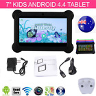 "7""ANDROID 4.4KIDS TABLET PC QUAD CORE WIFI Camera Kitoch CHILD CHILDREN LOT !!XA"