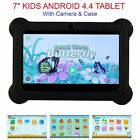 """7 """"Children Kids Tablet 2G+16G A33 Quad Core Dual WIFI Camera for Android 4.4 XO"""