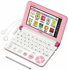 Casio Ex-Word Xd-Sk2800Vp Vivid Pink Electronic Dictionary Japanese Dhl Deri w/T