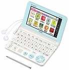 Casio Electronic Dictionary EX-word XD-SK2800WE White Learn Japanese w/Tracking#