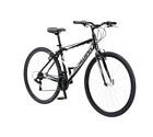 700c Schwinn Path Way Road City Multi Purpose Bike Shimano 18 Speed, White