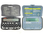 Franklin Crossword Puzzle Solver CWP-206 Franklin MWD-1440 Dictionary Thesaurus