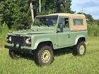 1986 Land Rover Defender  LHD defender 90 soft top, 200tdi diesel, Very clean truck, in heritage colors