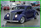 1937 Ford Coupe  1937 Ford Coupe - Small Block Chevy / Turbo 350 / Downs Body