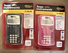 Set Of 2 TEXAS INSTRUMENTS TI-30X IIS Scientific Calculator FREE Shipping!