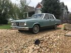 1966 Plymouth Other V100 1966 Plymouth Valiant