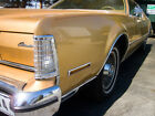 1974 Lincoln Continental Chrome Collector Owned and Maintained.