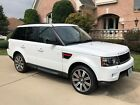 2013 Land Rover Range Rover Sport  2013 Land Rover Range Rover Sport Supercharged Limited Edition Sport Unity 4WD