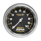 AutoMeter 4798 Carbon Fiber Electric In-Dash Tachometer
