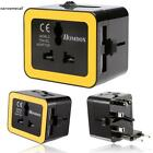 Universal World Travel Power Adapter of Safety Socket, Dual USB Electric N0LL