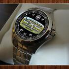 NEW!! Super Quality Dodge Ram 1500 Laramie Longhorn Emblem Sport Metal Watch