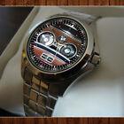 NEW!! Super Quality 1968 Mustang Shelby GT 500 KR Cobra Sport Metal Watch