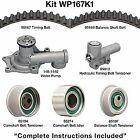 Dayco Water Pump Kit WP167K1A