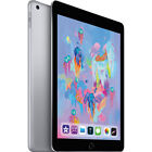 """NEW! Apple iPad 9.7"""" 6th Gen. 128GB, A10 Fusion Chip, Wi-Fi - Space Gray(2018)"""