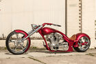 2018 Custom Built Motorcycles Chopper  Limited Edition Pro-Street model, Harley Custom, factory title, NADA listed