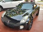 2007 Pontiac Solstice -- 2007 Pontiac Solstice Rodster Convertible , Black with 69,175 Miles Clean Title