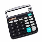 Everplus Calculator, Everplus Electronic Desktop Calculator with 12 Digit Lar...