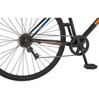 700C Mongoose Hotshot Men's Mountain Bike Outdoor Bicycle Ride Black/Orange New