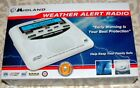 "Midland ""Weather Alert Radio"" WR-120EZ  Stay Safe - Emergency Alerts - Brand New"