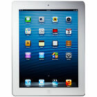 Apple iPad 4th Gen. A1458 16GB, Wi-Fi, 9.7in - White - Used