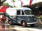 1960 International Harvester AM120  International Harvester Metro Van IH Restored Correctly