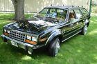 1987 Eagle LIMITED WAGON LIMITED 1987 AMC EAGLE LIMITED STATION WAGON 4WHEEL DRIVE 258-2V SHOW QUALITY  LOADED