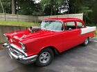 1957 Chevrolet Bel Air/150/210  upercharged 1957 Chevy 150